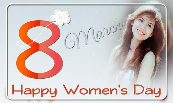 Womens Day Photo Frames screenshot 2