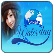 World Water Day Photo Frames icon