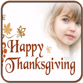 Thanks Giving Day Photo Frames icon