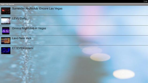Night Clubs Dances USA apk screenshot