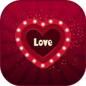 Love Greeting Cards Maker icon