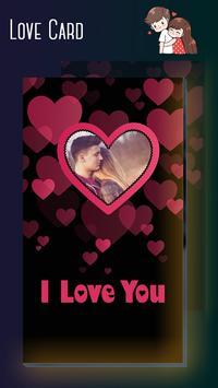 Love Greeting Cards Maker screenshot 1