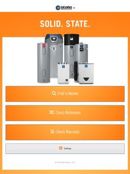 State Water Heaters apk screenshot