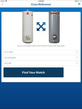 State Water Heaters screenshot 5