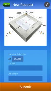 Statheros Anchor Design Calculator apk screenshot