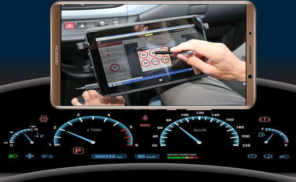 Static Speed Cameras - Simulator apk screenshot