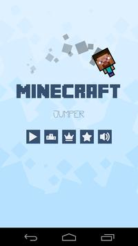 Mine Jumper Craft poster