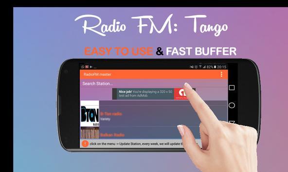 Radio FM – Tango Online poster