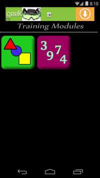 Baby Brain Trainer apk screenshot