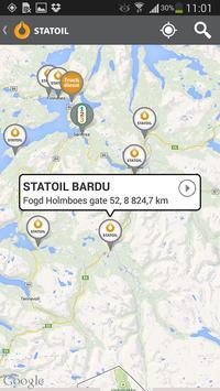 Statoil screenshot 2