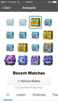 Stats Royale Next Chest apk screenshot