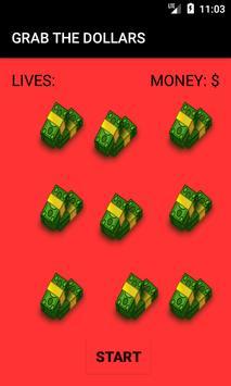 Grab the Dollars poster