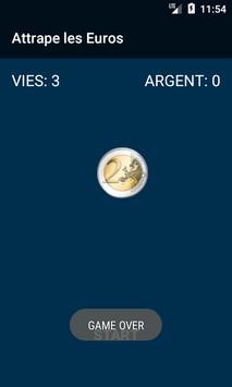 Attrape les Euros screenshot 3