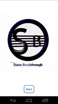 Stave Breakthrough poster