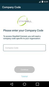 StayWell apk screenshot