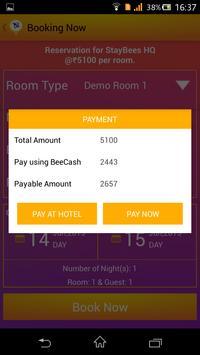 StayBees - Budget Hotels screenshot 6