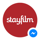 Stayfilm for Messenger icon