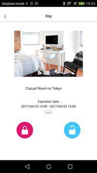 STAY JAPAN LOCK screenshot 1