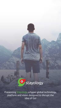 Stayology poster