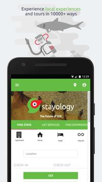 Stayology screenshot 1