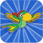 Pirate Parrot Flight icon