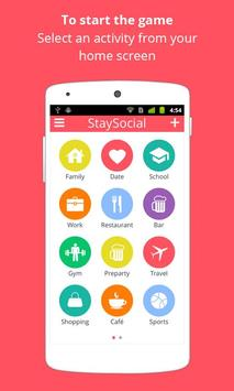 StaySocial poster
