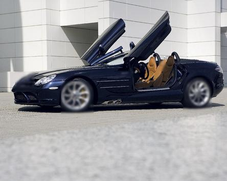 Theme For Mercedes Benz SLR apk screenshot