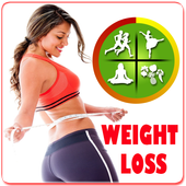 Weight Loss Fitness Tips icon