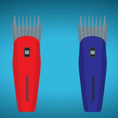 Color Clippers - hair trimmer icon
