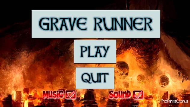 ZoBot GraveRunner poster