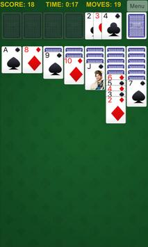 Solitaire ✔ Klondike poster