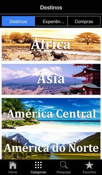 ST Guides - Dicas de viagem apk screenshot