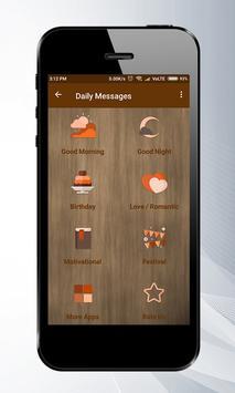Daily Messages screenshot 1