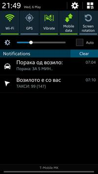 Moeto Taksi apk screenshot