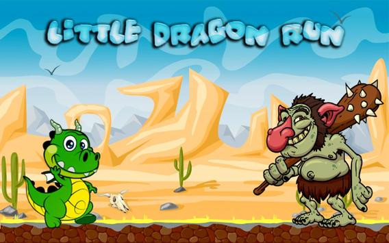 Little Dragon Run apk screenshot