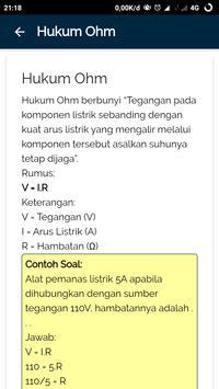 Buku Panduan Listrik Searah screenshot 3