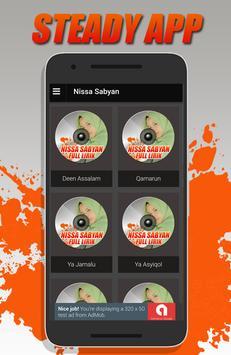 Lagu Nissa Sabyan Full Lirik poster