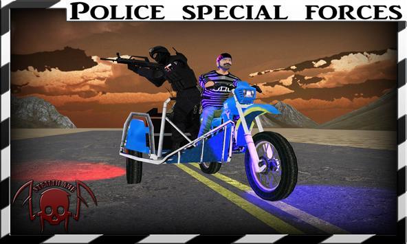 Dangerous Robbers Police Chase apk screenshot