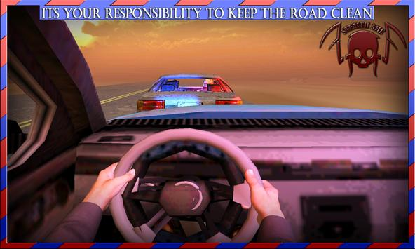 Drunk Driver and Police Chase apk screenshot