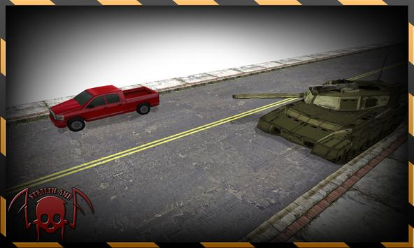 Reckless Enemy Tank Getaway apk screenshot