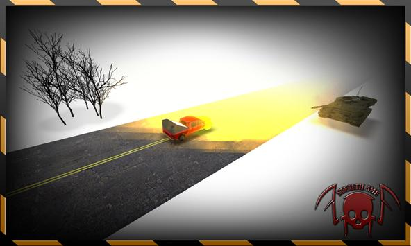 Reckless Enemy Tank Getaway screenshot 12