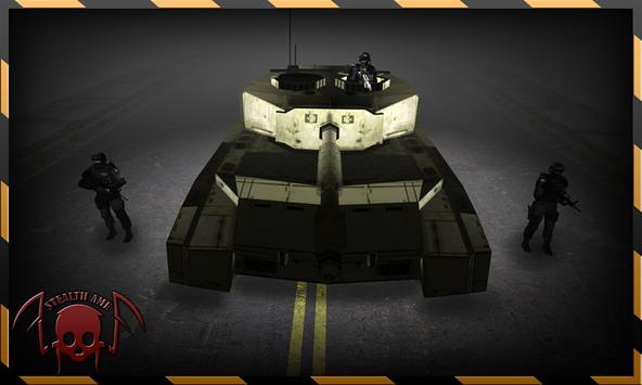 Reckless Enemy Tank Getaway screenshot 3
