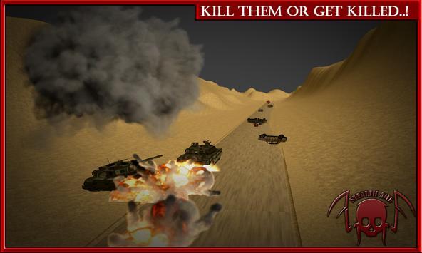 World of tanks - Attack Blitz screenshot 4