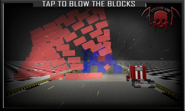 Tap to save the truck apk screenshot