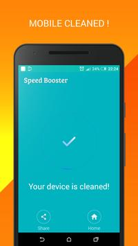 Speed Booster & Fast Cleaner screenshot 6