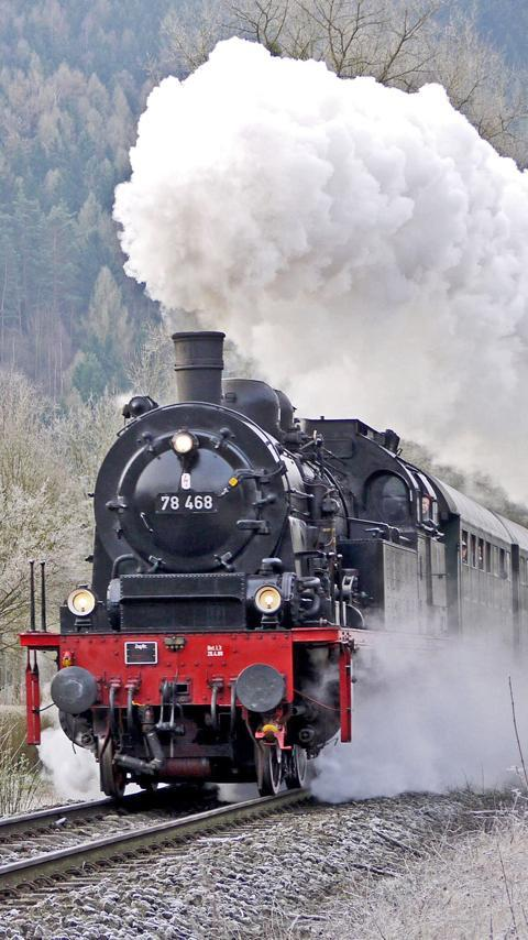Steam Train Live Wallpaper For Android Apk Download