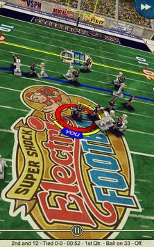 Super Shock Electric Football screenshot 2