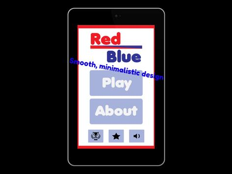 Red Blue - Casual Game screenshot 8