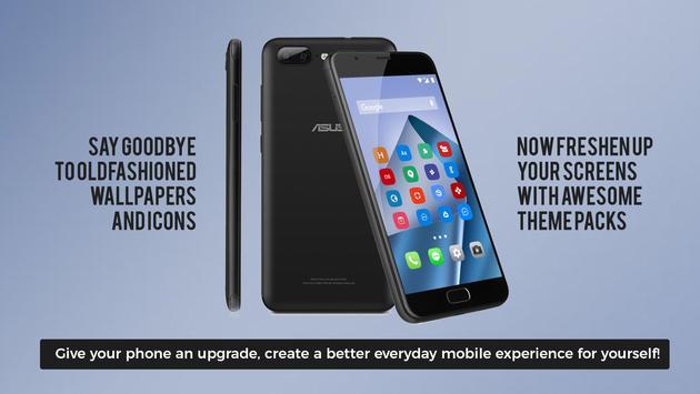 Theme for Asus Zenfone 4 Max / Max Plus screenshot 2