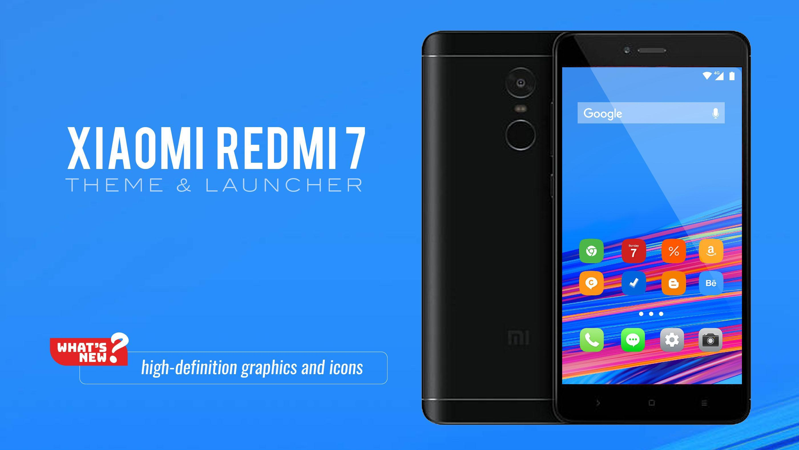 Theme for Xiaomi Redmi 7 for Android - APK Download